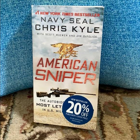 Harper Other - American Sniper Book